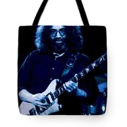 Jerry At Winterland 3 Tote Bag