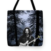 Jerry Cold Rain And Snow Tote Bag