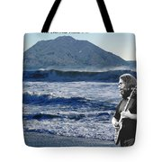 Jerry Garcia At Mt Tamalpaisland 2 Tote Bag