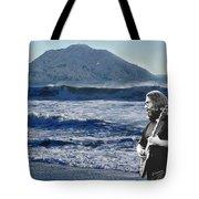 Jerry Garcia At Mt Tamalpaisland 3 Tote Bag