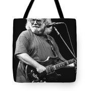Jerry Garcia Band Tote Bag