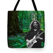 J G In Muir Woods Tote Bag