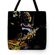 Jerry Gets Psychedelic At Winterland Tote Bag