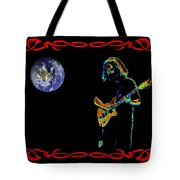 Jerry In Space Tote Bag