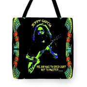 Jerry Shedding Light Tote Bag