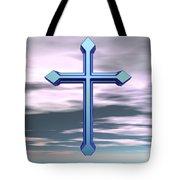 Jerrys Cross  Tote Bag