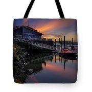 Jerry's Rogue Jets Tote Bag