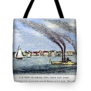 Jersey City, 1844 Tote Bag