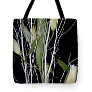 Jersey Lilies Tote Bag