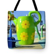 Jersey Shore Kitsch Tote Bag
