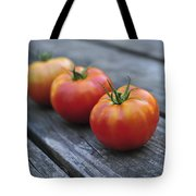 Jersey Tomatoes  Tote Bag