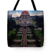 Jerusalem 2 Tote Bag