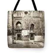 Jerusalem Armenian Church Tote Bag
