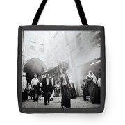 Old City Of Jerusalem Tote Bag