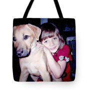 Jess And Idgy Tote Bag