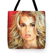Jessica Simpson Tote Bag