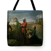 Jessies Dream , 1858 Tote Bag