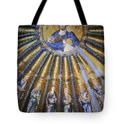 Jesus And His Peeps Tote Bag