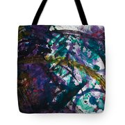 Jesus And Mary And The Transmutation Of The Planet Earth Tote Bag