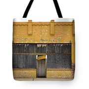 Jesus At The Door Tote Bag