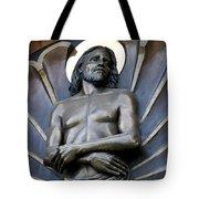 Jesus Cathedral Icon -  Spokane Washington Tote Bag