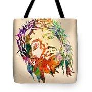 Jesus Christ 3 Tote Bag