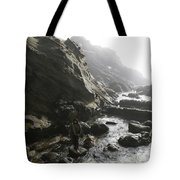 Jesus Christ- Walking Among Angel Mist Tote Bag