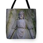 Jesus In Repose Tote Bag