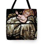 Jesus Is Born Tote Bag