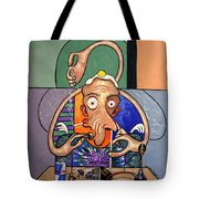 Jesus Is The Most High Tote Bag