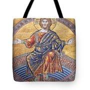 Jesus Mosaics Tote Bag