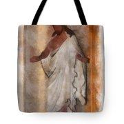Jesus Photo Art Tote Bag