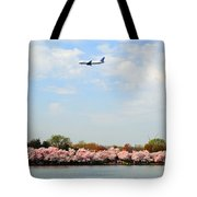 Jet Blue Airlines Tote Bag