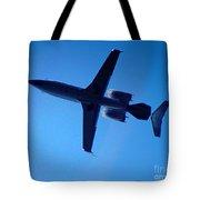 Jet Set Tote Bag