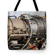 Jet Turbine Engine  Tote Bag