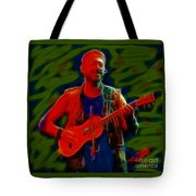 Jethro Tull-96-a21-fractal Tote Bag