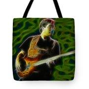 Jethro Tull-96-jonathon-c5-fractal Tote Bag