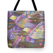 Jetstream Tote Bag by Sarah Porter