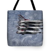 Jetsvangogh Tote Bag