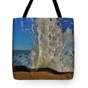 Jetty Splash 8 10/1 Tote Bag