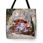 Jewel In Petrified Forest Tote Bag