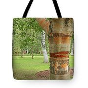 Jewel In The Woods Tote Bag