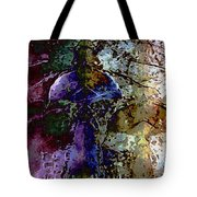 Jewel Tones Tote Bag