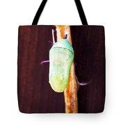 Jeweled Casing Tote Bag
