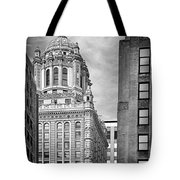 Jewelers' Building - 35 East Wacker Chicago Tote Bag