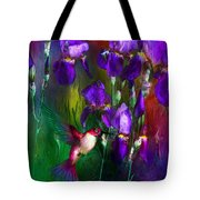 Jewels Of Summer Tote Bag
