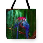 Jewels Of The Jungle Tote Bag