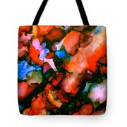 Jeweltones Tote Bag