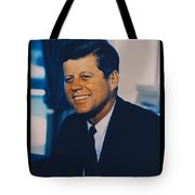 Jfk John F Kennedy Tote Bag by Official White House Photo