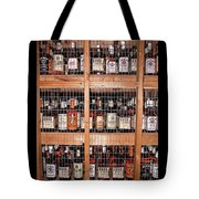 Jim Beam Varieties Tote Bag